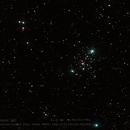 Messier 103,                                Paul Hutchinson