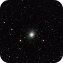 M13, the Great Hercules Cluster,                                Alan Brunelle