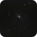 NGC 7814 and SuperNova SN2021rhu,                                Mark Sansom