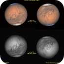 Downloading the Dust on the Red Planet,                                 Astroavani - Avani Soares