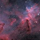 Melotte 15 in the Heart Nebula,                                Bruce