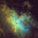 The Pillars of Creation - Eagle Nebula,                                Andrew Marjama