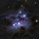 NGC 1977,                                Gerson Pinto