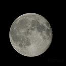 Full Moon,                                Javier R.