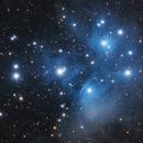 The Pleiades,                                Marcel Nowaczyk