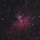 Eagle nebula M16,                                Nikolay Vdovin