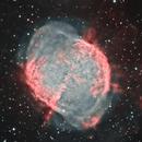 The Dumbell Nebula (M27),                                dnault42