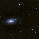 M63 - Sunflower Galaxy,                                PiPais