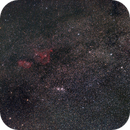 Milky Way between Perseus + Cassiopeia,                                AC1000