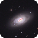 M64 - Evil Eye Galaxy / Black Eye Galaxy,                                Rudi Bjørn Rasmussen