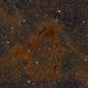 LBN 468 and PV Cephei (Gyulbudaghian's Nebula, HH215),                                Jerry Macon