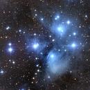Seven Sisters, Pleiades,                                Debra Ceravolo