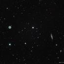 M97 Owl Nebula & M108 Surfboard Galaxy,                                star-watcher.ch