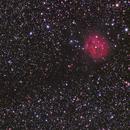 Cocoon Nebula,                                404timc