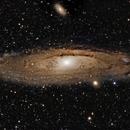 M31 Andromeda,                                scott