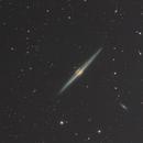 NGC4565, NGC4562, IC3546 and many fainter galaxies,                                kmachhi