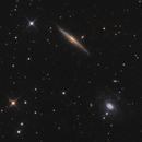 NGC5965, NGC5963 and more,                                Albert van Duin