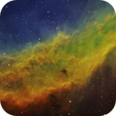 NGC 1499 California Nebula Narrowband,                                  Jens Zippel