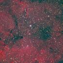 IC1396 with Elephants trunk,                                Jürgen Ehnes
