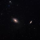 M81 M82,                                Aviramdweck