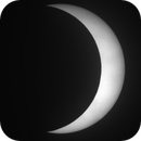 Partial Solar Eclipse,                                astropical