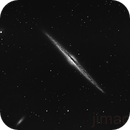 NGC4565,                                Cristian Danescu