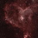 Heart Nebula IC1805,                                Bob Ford