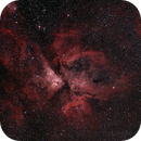 NGC3372 Carina Nebula,                                Djt