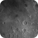 Moon Rima Hyginus, Ariadae and Triesnecker,                                Riedl Rudolf