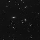 NGC 4281, NGC 4277, NGC 4273, NGC 4270, NGC 4268, NGC 4259,                                Станция Албирео