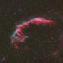 The Eastern Veil in Cygnus,                                Matt Harbison