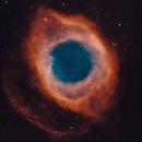 Helix Nebula in HOO,                                Rathi Banerjee