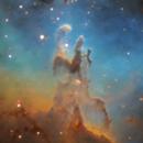 The Pillars of Creation,                                Andrew Klinger