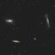 Leo triplet,                                OrionRider