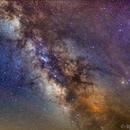 Milky Way Center,                                Björn Hoffmann