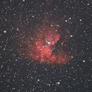 Pacman Nebula - NGC 281,                                Killie