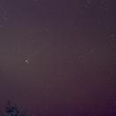 Comet C/2020 F8 SWAN in the dawn light,                                Niall MacNeill