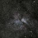 Eta Carinae Nebula NGC 3372 in Carina (aka The Keyhole Nebula),                                glend