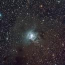 Iris Nebula,                                Haribok
