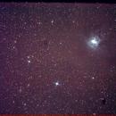 NGC 7023 BEBULEUSE DE L'IRIS,                                BADER Nicolas
