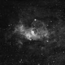 NGC 7635,                                Paul