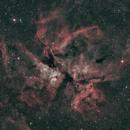 The Carina Nebula; Eta Carinae Nebula; NGC 3372; Grand Nebula, Great Carina Nebula,                                Luis Armando Gutiérrez Panchana