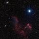 Gamma Cassiopeiae Nebula in HaRGB,                                Orestis Pavlou