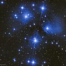 M45 Plejaden,                                Gerald01