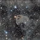 LBN 777 Baby eagle nebula,                                Kruno