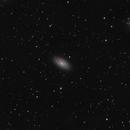M64-galaxie de l'oeil Noir,                                astromat89