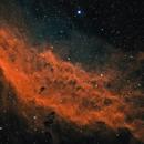 California Nebula (NGC 1499),                                Sean McCully