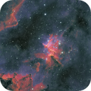 Melotte 15 in IC1805,                                Greg Ray