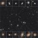 Galaxies Galore (206 megapixel - 4 Panel Mosaic),                                Dennis Sprinkle