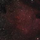 North America Nebula,                                Mr. White